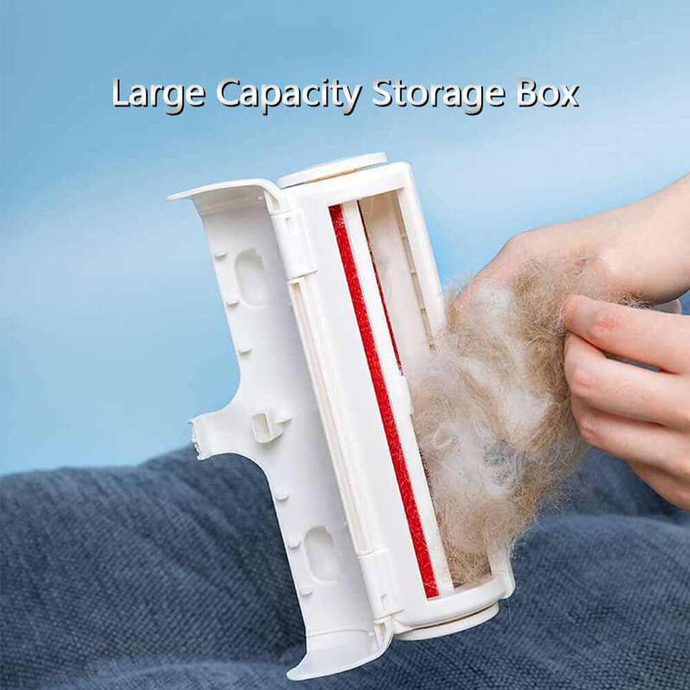 Cat Ear Style Pet Hair Remover Roller
